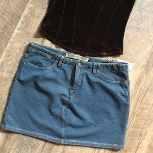 NWT! Express Skirt SO SOFT!!!